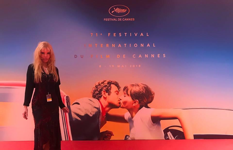 Vivienne Bardot | Cannes Film Festival