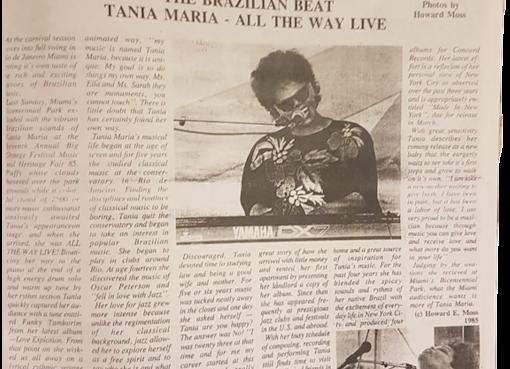 Florida Review - Fevereiro de 1985