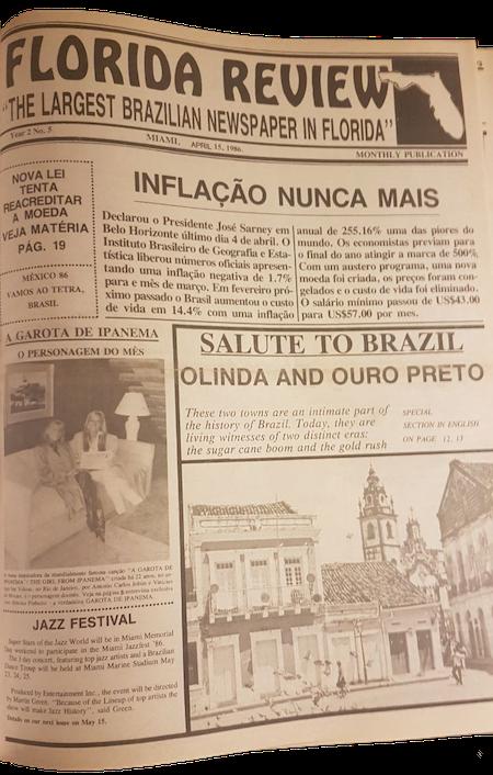 Edição n° 5, 15 de abril de 1986